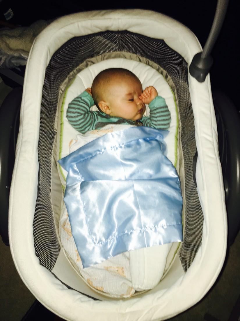 Ben Sleeping